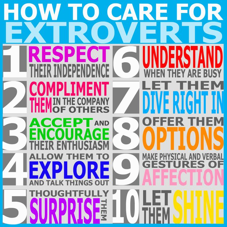 How to Care for Extroverts...many of whom are gung ho about outward-facing ministry.