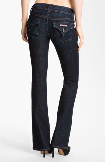 Hudson Jeans Bootcut Stretch Jeans (Leyton) (Petite) available at #Nordstrom