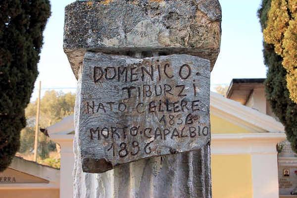 In memoria del Brigante Tiburzi, divenuto leggenda