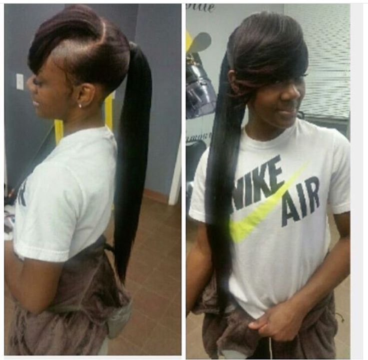 17 best ideas about weave ponytail hairstyles on pinterest
