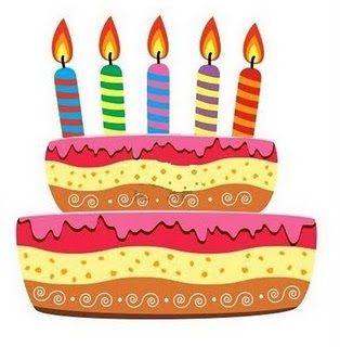 SOMNIS DE COLORS: Aniversaris. Hi ha totes les corones d'Infantil