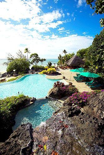 Pacific Resort Aitutaki ~ Cook Islands, New Zealand