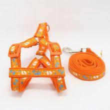 Réglable Pet Chien Poitrine Harnais avec Corde Chiot Laisses Mène Colliers Set pour Petit Moyen Chiens Pas Cher Accessoires Pour Animaux 3(China (Mainland))