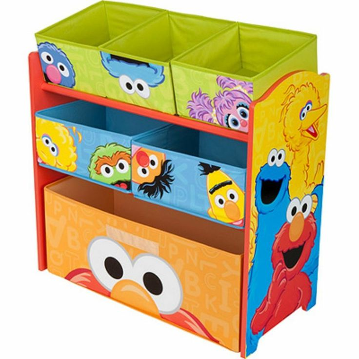 Sesame street adult furniture