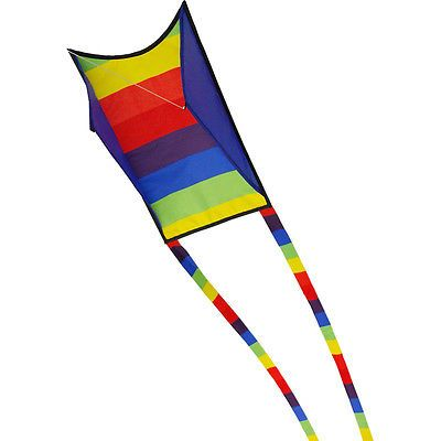 #Spirit of air #rainbow sled #parafoil kite,  View more on the LINK: 	http://www.zeppy.io/product/gb/2/360959142092/