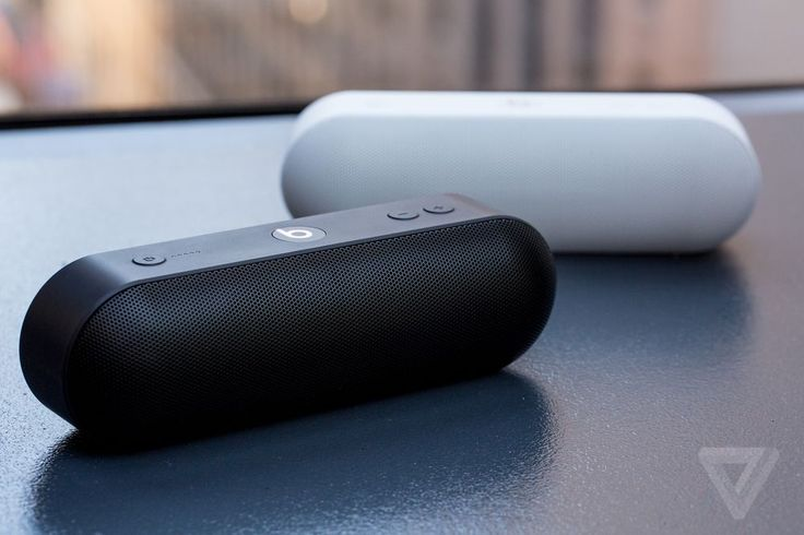 """Beats is announcing the first speaker that it's made since the company was acquired by Apple last summer. It's called the Pill+, and it's the most attractive-looking and sounding speaker that Beats has ever made."" -The Verge 