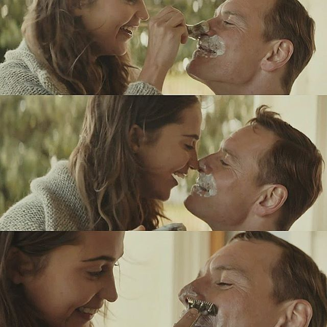 Here's a little of these two ❤️ 'The Light Between Oceans' (2016) #michaelfassbender #aliciavikander #thelightbetweenoceans #bestscenes #bestcouple #relationshipgoals #tomsherbourne #isabelsherbourne #vikassy #mancrush #womancrush