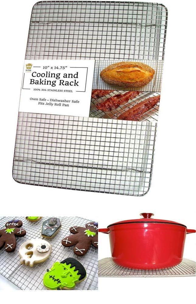 Icymi Heavy Duty Wire Cooling Rack Stainless Steel Cooling Rack