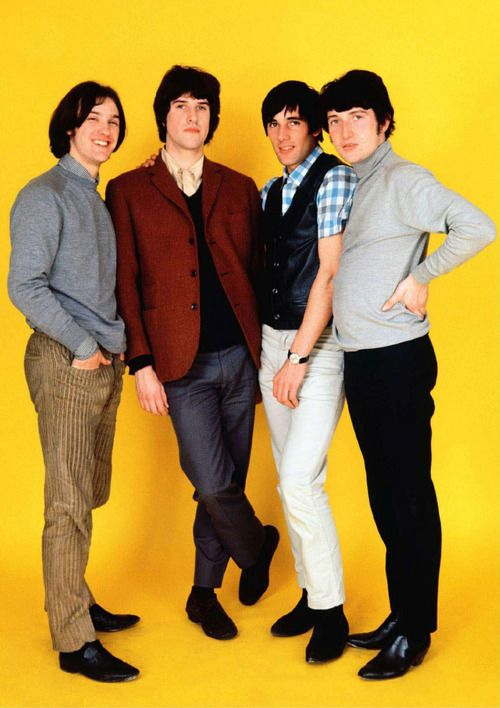 The Kinks - 1965 AWESOME Rock n Roll Songs. Ray Davies tells great stories in his songs.