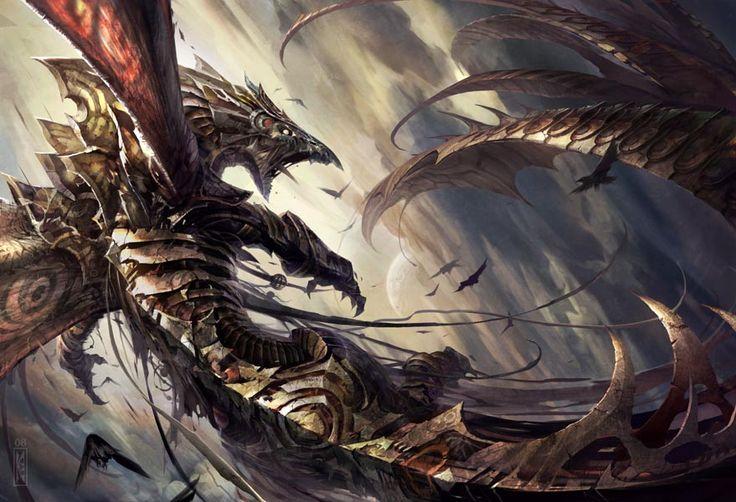 294 Best Fantasy Art 4 Images On Pinterest: My Top 60 Fantasy Artists (Part 3 Of 4)