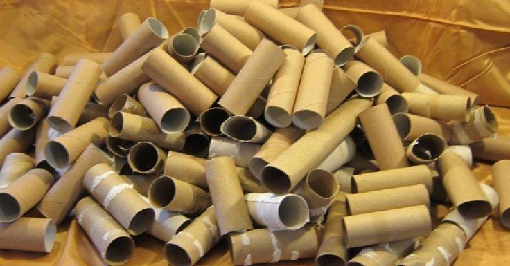 Ne les mettez plus au bac de recyclage! Récupérez-les!