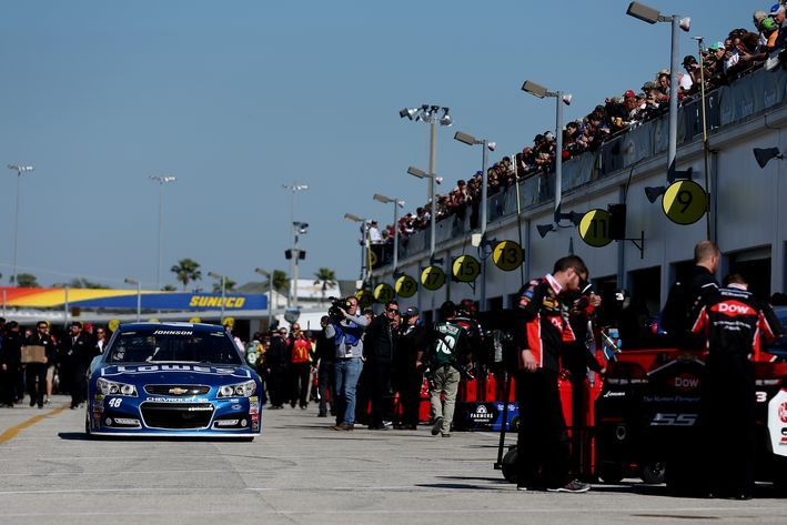 2015 Daytona 500 qualifying: Time, TV schedule and live stream