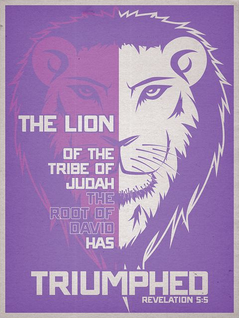 Revelation 5:5 by DavidCal, via Flickr