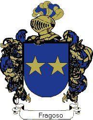 Escudo del apellido Fragoso