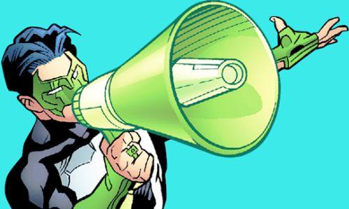 Kyle Rayner in Green Lantern #140