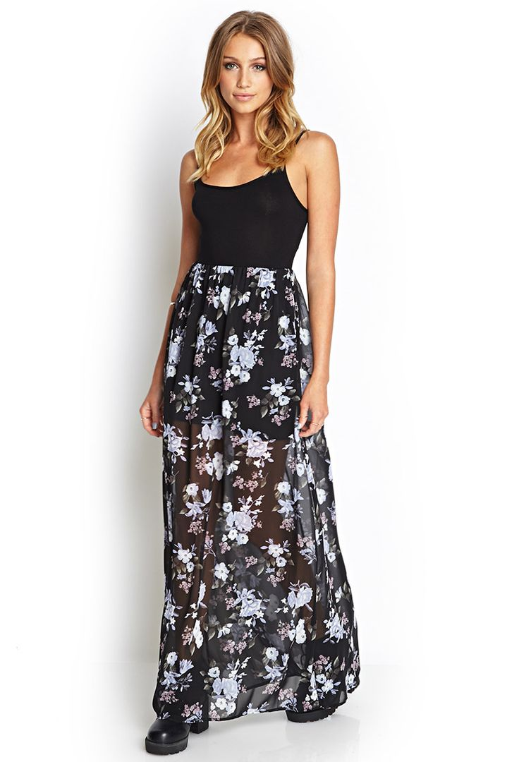 Maxi dresses at forever 21