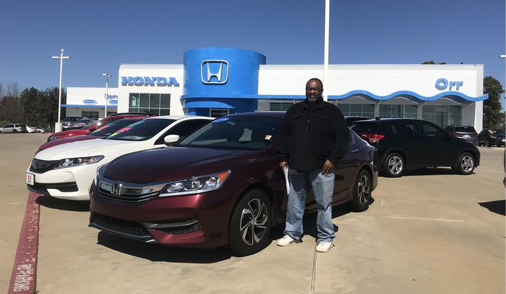 Thank you, Brett for the opportunity to help you with your new 2016 HONDA ACCORD!  All the best, Orr Honda and Bradley Morgason.