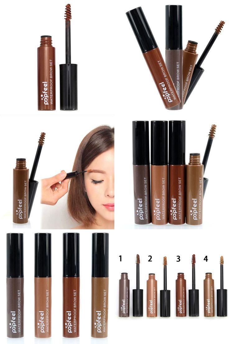 [Visit to Buy] Women Makeup Korean Cream Eyebrow D…