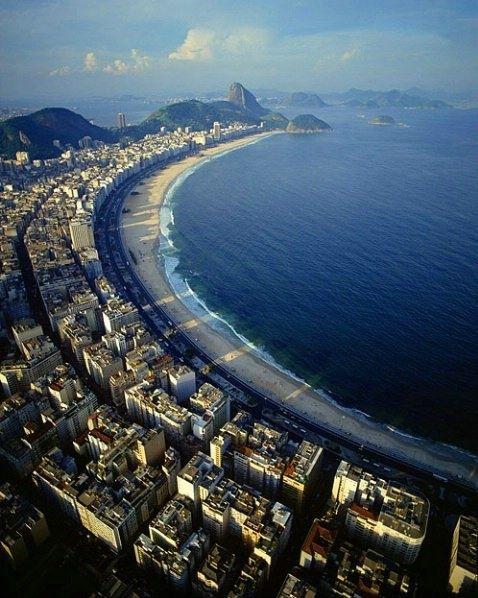 Copacabana, Rio de Janeiro Brazil | PicsVisit