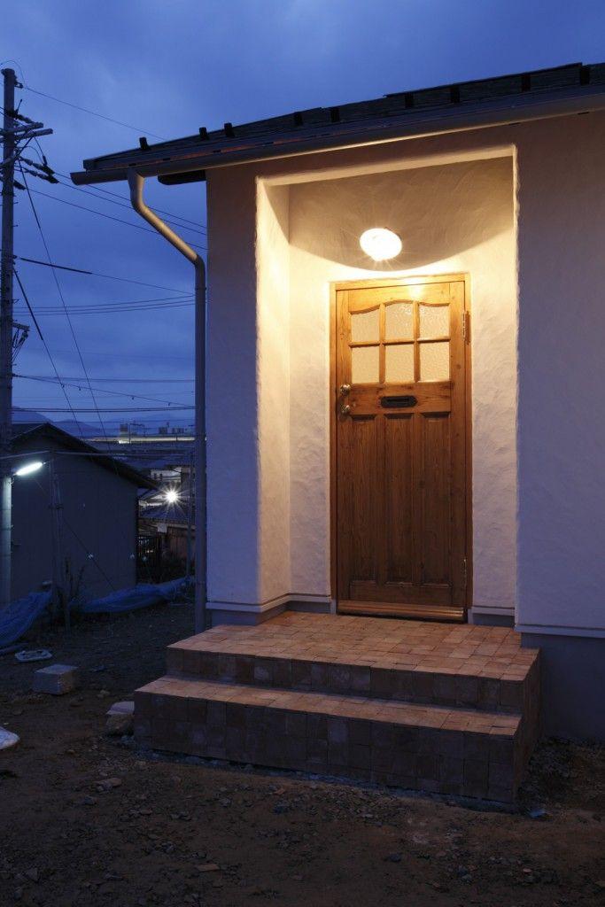 玄関はまさに家の顔といっても過言ではありません。ラフェルムの美しい、個性的な玄関の表情をご覧下さい。