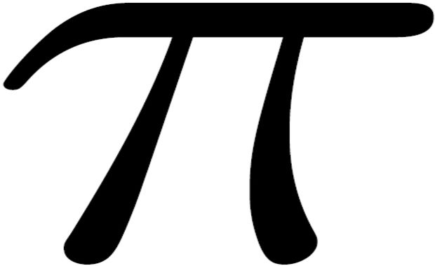 Pi Symbol Pictures to pin on Pinterest