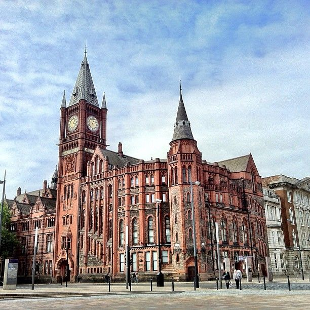 University of Liverpool in Liverpool