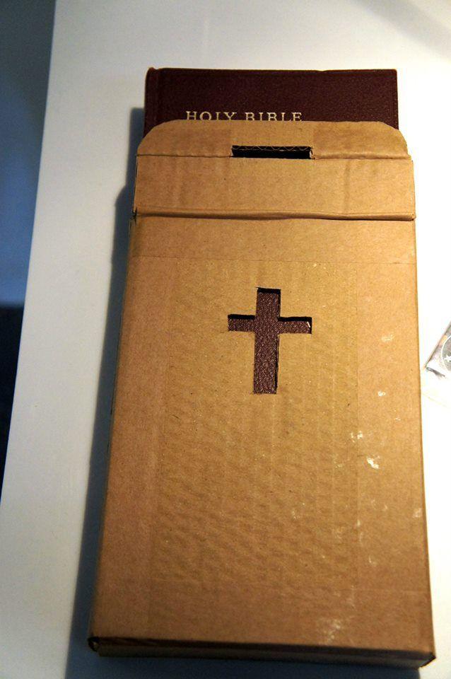 Bible Box. 2014. Emily Parsons