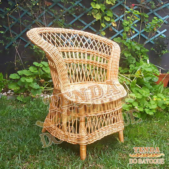 Cadeira em Vimes redonda Wicker Chair by tendadobatoque on Etsy
