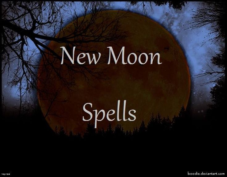 New Moon workings can be done from the day of the new moon to 3 1/2 days after…