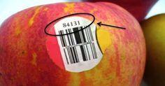 Z pewnością nieraz zauważyliście na owocach i warzywach małe naklejki z kilkucyfrowym kodem. Wiedząc, co on oznacza, jesteśmy w stanie uchronić się przed niezdrowymi dla naszego zdrowia produktami.      Na tych niewielkich naklejkach znajduje się tzw. kod