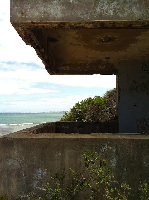 bunker, queenscliff