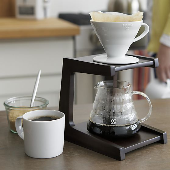 Hario Drip Coffee Accessories Crate and Barrel Coffee and Tea Pinterest Drip Coffee ...