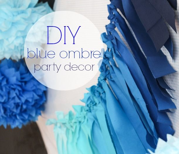 Blue Party Decorating Ideas best 25+ blue party ideas on pinterest | blue party themes, baby
