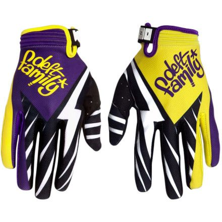 Deft Family Catalyst 3 Bolt Gloves!