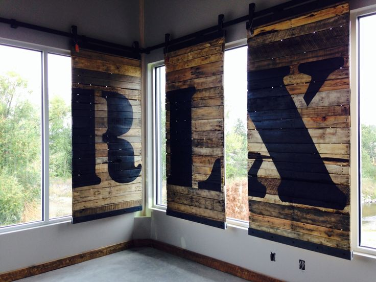 17 Best Images About Interior Sliding Barn Doors On