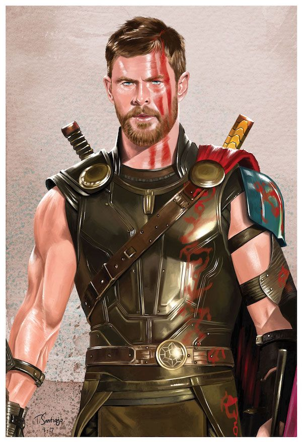 Thor Ragnarok With Images Marvel Fan Art Thor Comic Thor
