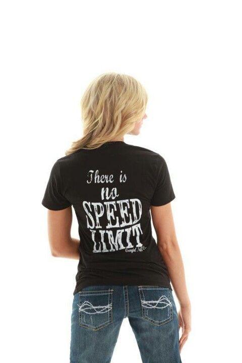 Want-barrel racing tee @Erin B Hausch we need these!!