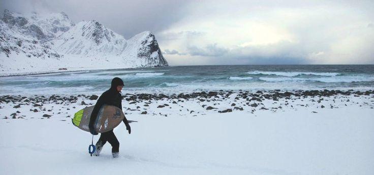 • Lofoten island •