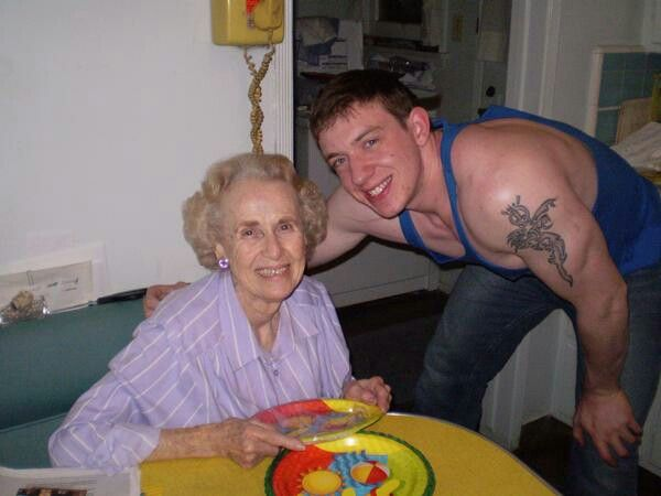 One of the greatest women I have ever had the honor of knowing. Grandma gouailhardou, always in my thoughts.