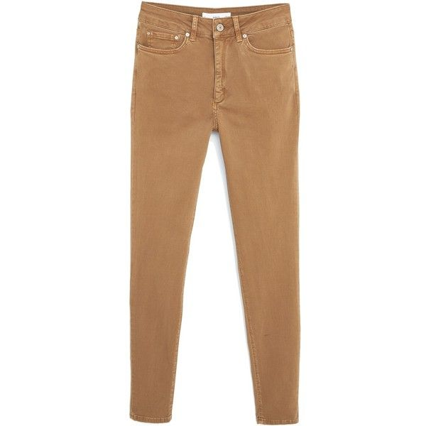 Super Slim-Fit Andrea Jeans ($61) ❤ liked on Polyvore featuring jeans, slim fit jeans, highwaist jeans, mango jeans, 5 pocket jeans and slim jeans
