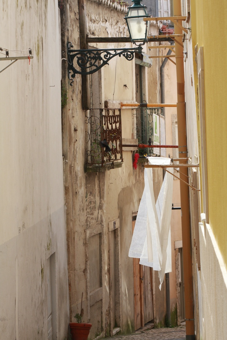 Lissabon, laundry