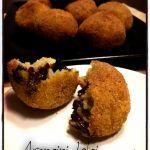 Arancini+dolci+con+cuore+di+cioccolato+fondente:+per+stupire+con+gusto