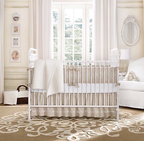prettyRestoration Hardware, Baby Room Design, Baby Room, Neutral Nurseries, Nurseries Design, Girls Nurseries, Nurseries Ideas, Babies Rooms, Baby Nurseries
