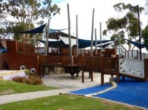 Pirate park, Canning Beach Road, Applecross WA