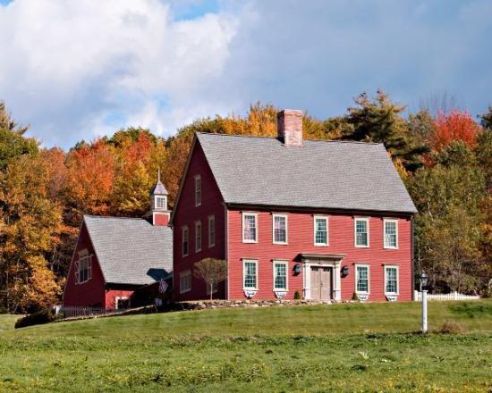 Archived Land in der Nähe von 327 Shaker Hill Road, Henniker, New Hampshire, 03242 – Bauernhöfe, …   – Castles, buildings, houses, places, spaces