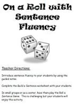 Printables Sentence Fluency Worksheets 1000 images about 6 1 trait sentence fluency on pinterest sentency lesson with worksheets and activities help your students develop ther if you buy this resource wil