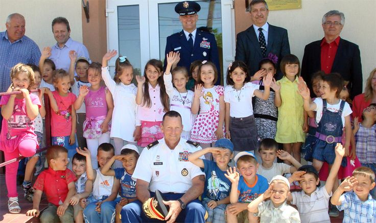 U.S. Renovates Three Kindergartens in Tulcea County