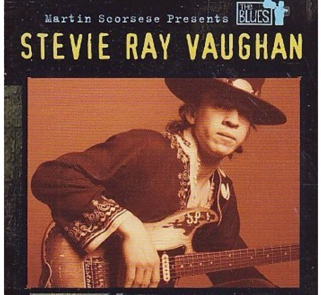 Stevie Ray Vaughan Martin Scorsese Presents The Blues Audio CD Red Dirt Country #FolkCountryRock