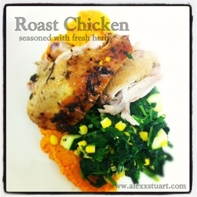 Roast Chicken - Yes you can!