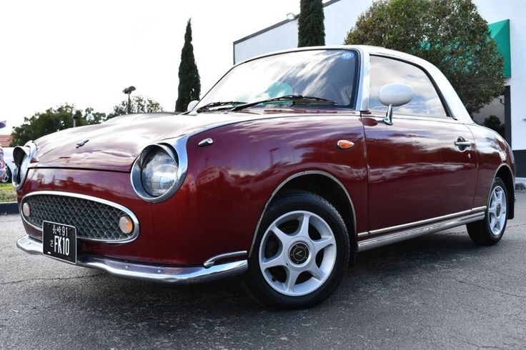 Used Nissan Figaro for Sale (with Photos) CarGurus in
